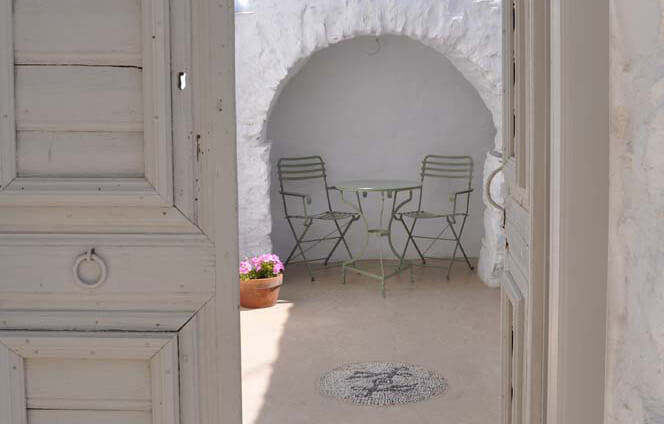 Traditional House Chora