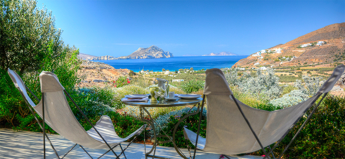 Ulivo apartment Elegant Holiday Homes Aegiali Amorgos