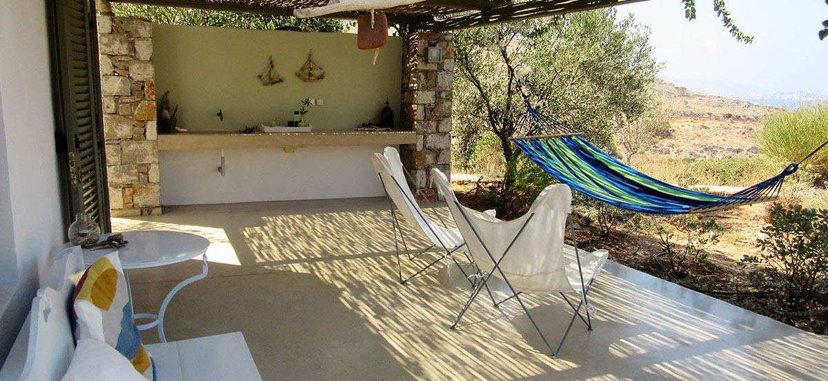 Studio for rent Amorgos Aegiali