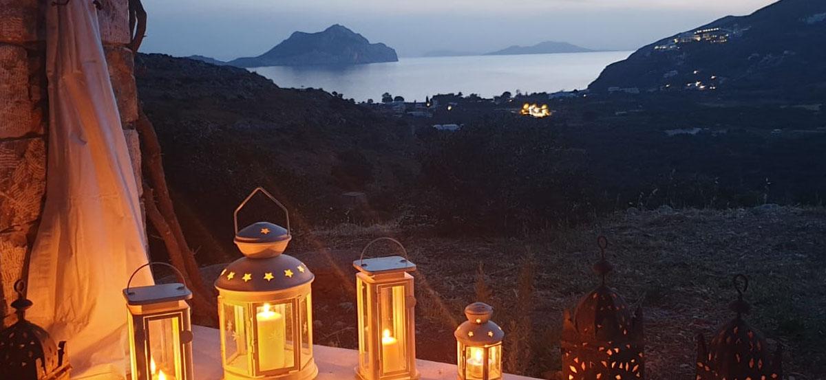 Mandolo Villa Handras Aegiali Amorgos